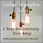 Vintage Inspiration 2 Year Anniversary Give Away!
