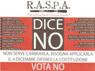 Vota NO▐ Referendum 4 dicembre 2016