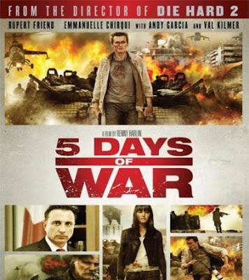 5 Dias de Guerra latino, 5 Dias de Guerra online, descargar 5 Dias de Guerra