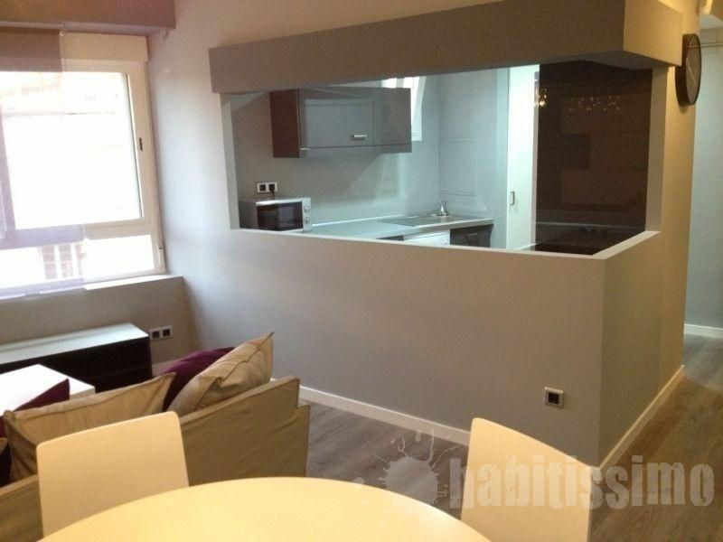 muebles de cocina modernos para departamentos chicos