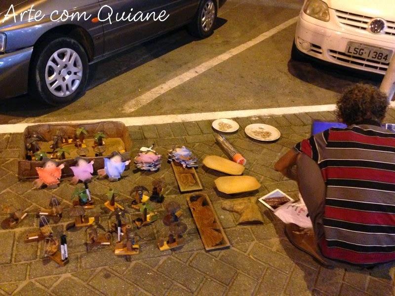Artesanato Ubatuba ~ ARTE COM QUIANE Paps e Moldes de Artesanato Diário de Bordo Viagem Ubatuba 2 u00ba dia Praia