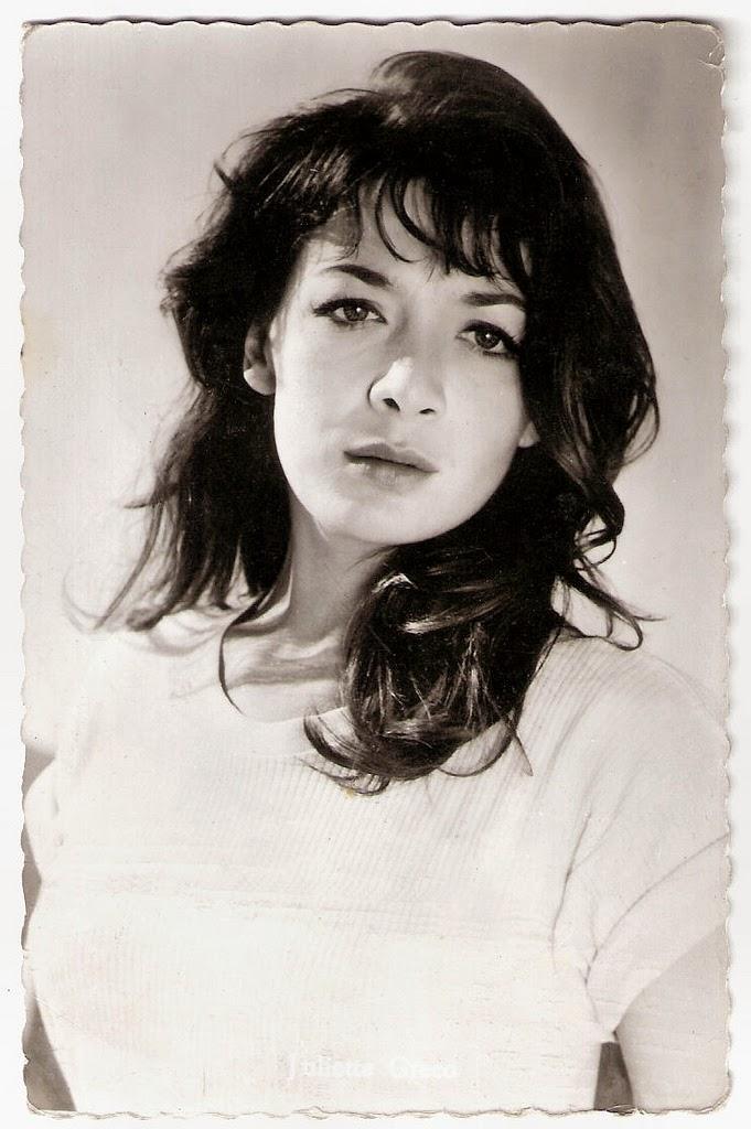 Vintage Photography Juliette Greco