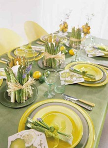 Table Settings Ideas Tigerlily S Book