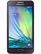 Samsung Galaxy A3 Android Smartphone Launched in Korea
