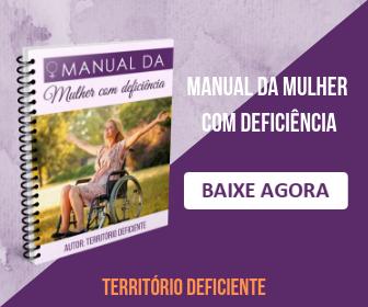 Manual da Mulher com Deficiência