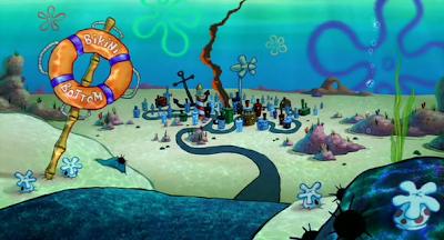 spongebob bikini bottom