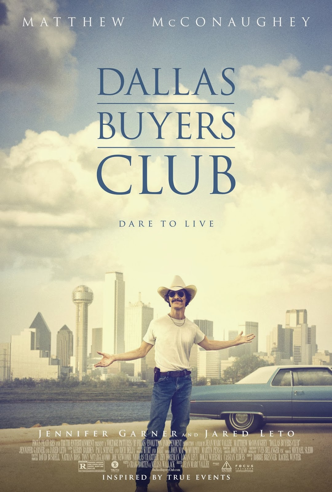 Dallas Buyers Club. El club de los desahuciados, de Jean-Marc Vallé ...