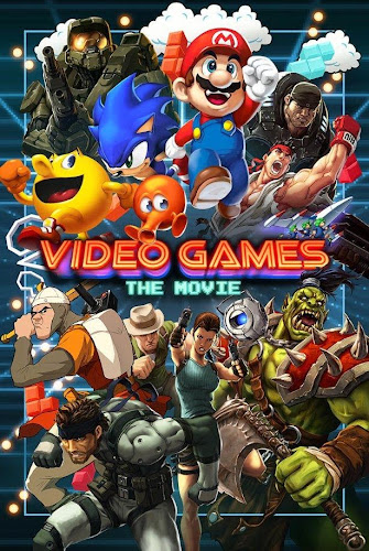 Video Games: The Movie (BRRip HD Inglés Subtitulada) (2014)