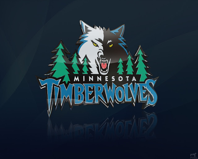 Minnesota Timberwolves - NBA wallpapers for iPhone 5