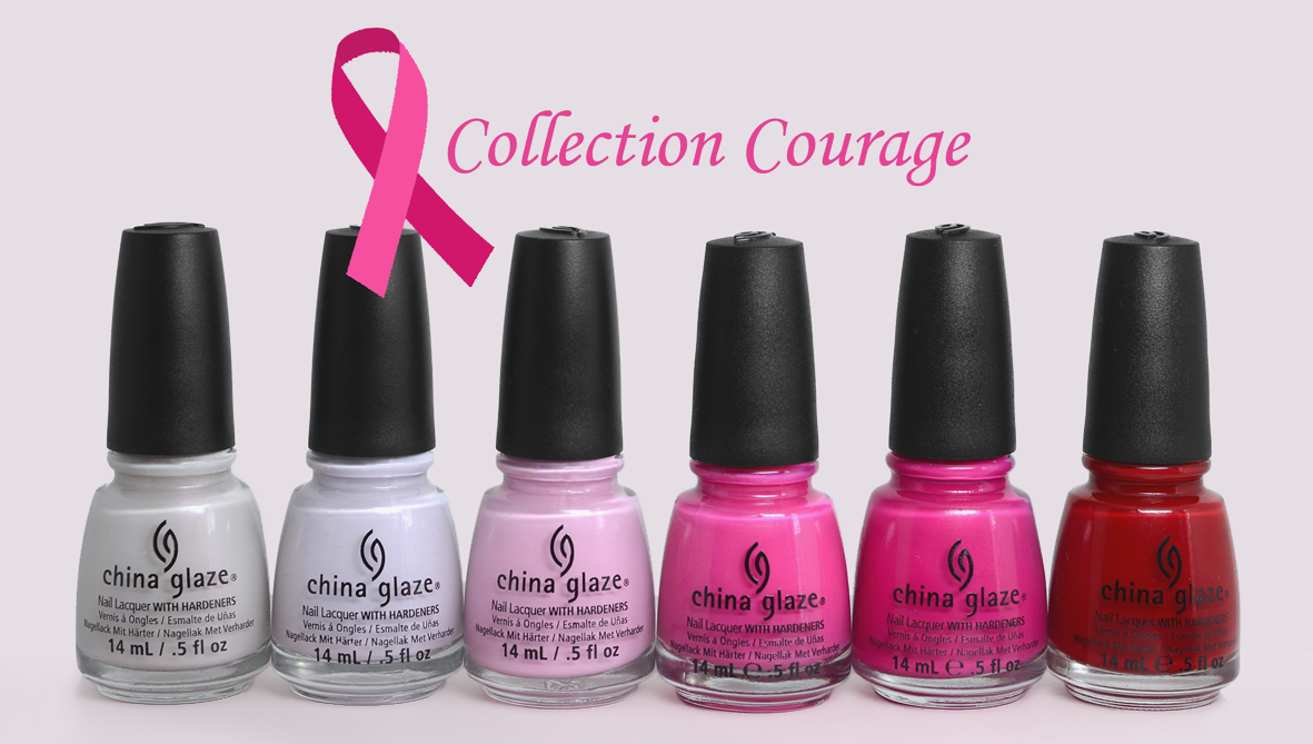 China Glaze Courage