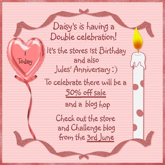 Blog hop at Daisy Doodles