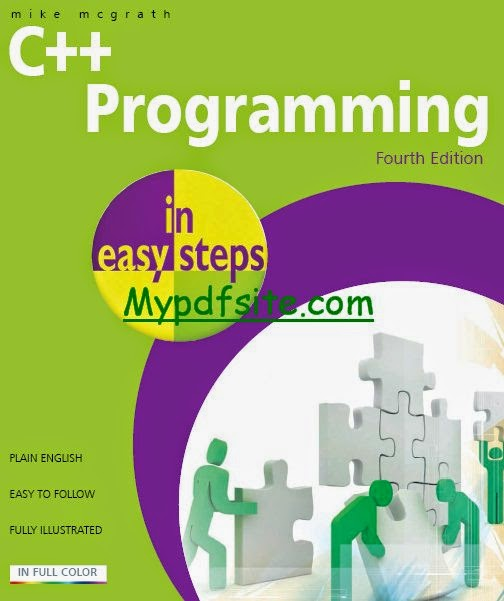 Cplusplus Programming in Easy Steps 4th Edition