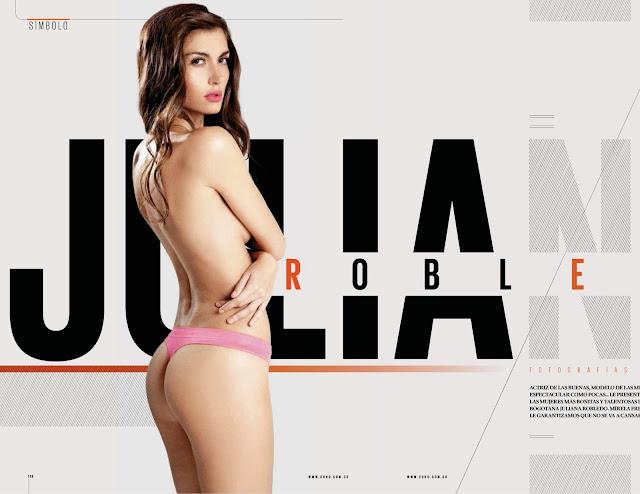 Juliana Robledo Revista SoHo Colombia Julio 2015 + PDF 12