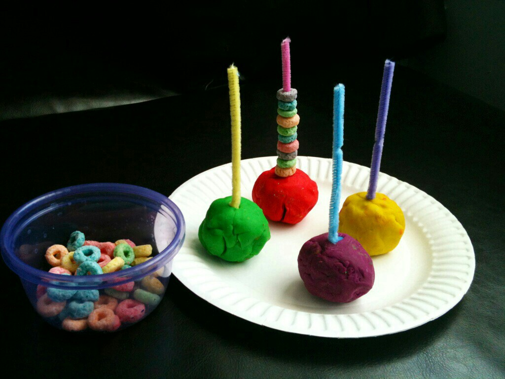 For the love of learning easy inexpensive diy fine for Fine motor activities for adults