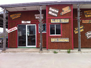 City Market Schulenburg Butcher BBQ Barbecue Barbeque Bar-B-Que Czech