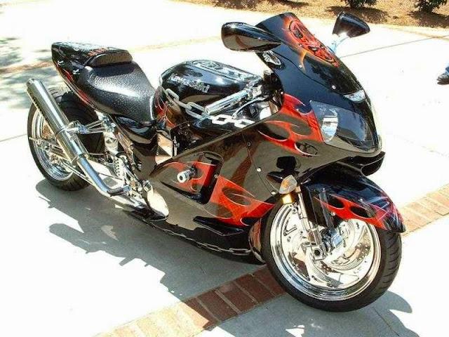 Gambar Motor Gede Kawasaki