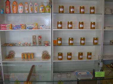 Продукти на пчелна основа
