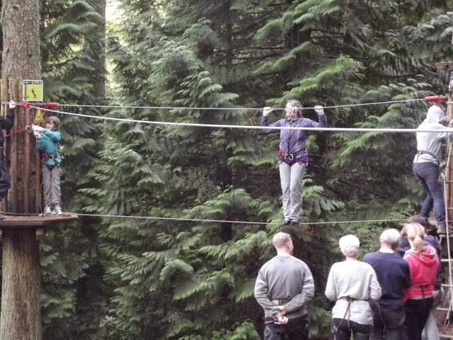 Go Ape Whinlatter my turn