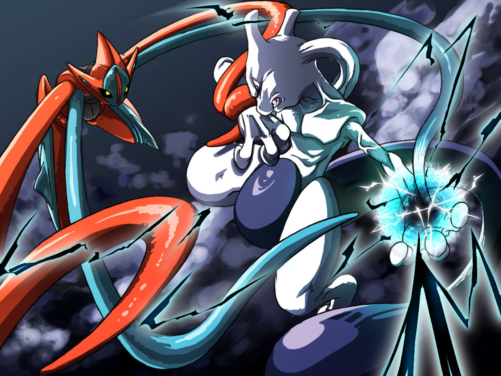 wallpapers: Deoxys Pokemon Wallpapers
