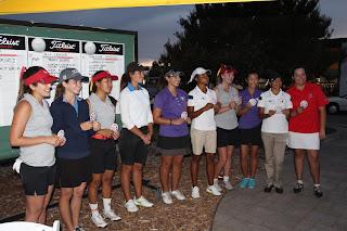 St. Francis, Dean Win Delta Golf Honors