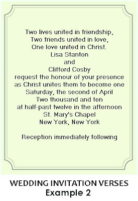 Wedding invitations ideas Christian Wedding Invitation Card