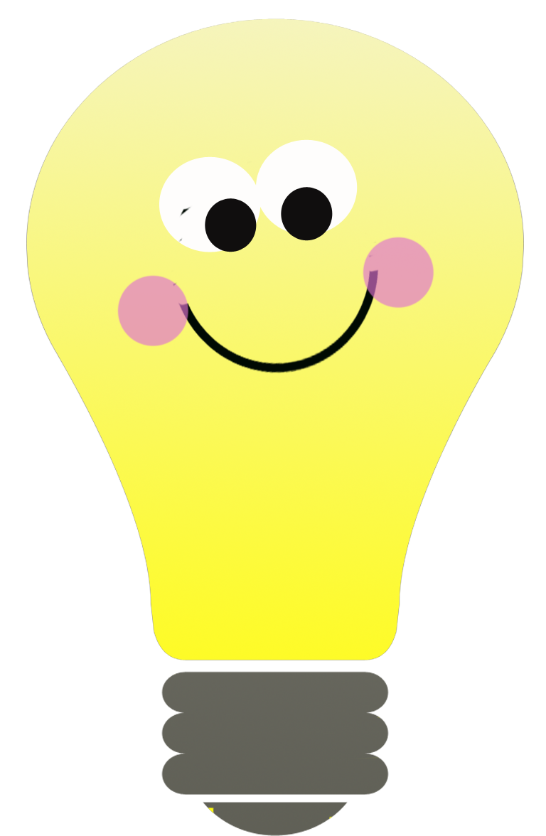 Smiling in Second Grade: Lightbulb Moment!