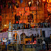 GANGA GHATS, SKY LAMPS, DIYAS, LIGHTS: DEV DEEPAWALI 2014 (2)