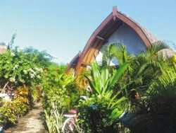 Hotel Bintang 2 di Lombok - Angels Cottages