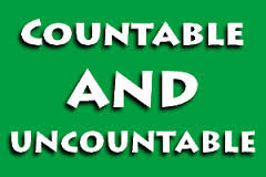 Countable Nouns dan Uncountable Nouns