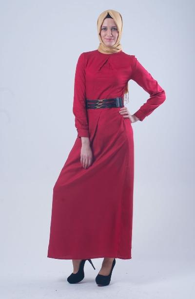 Hüma Sultan Tesettür Elbise Modelleri