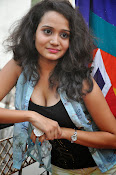 New Actress Jhansi Hot Stills in Shorts-thumbnail-18