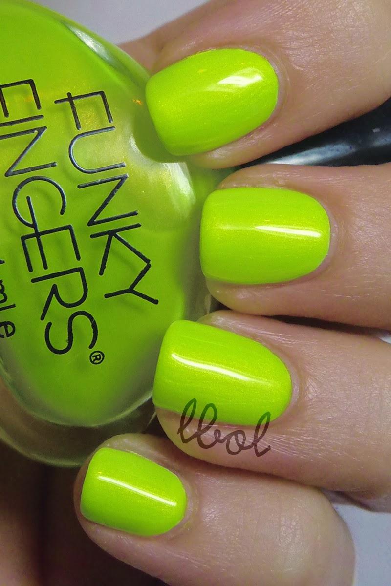 Funky Fingers - Glowstick