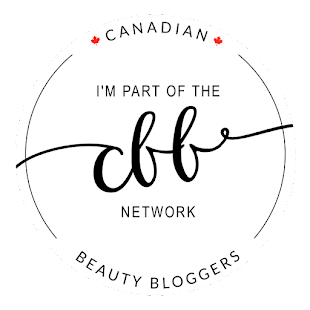 Member of the Canadian Beauty Bloggers Network