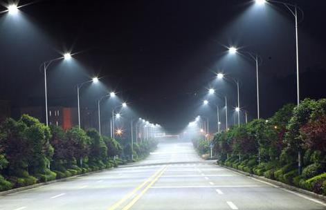 iluminacion led para calle