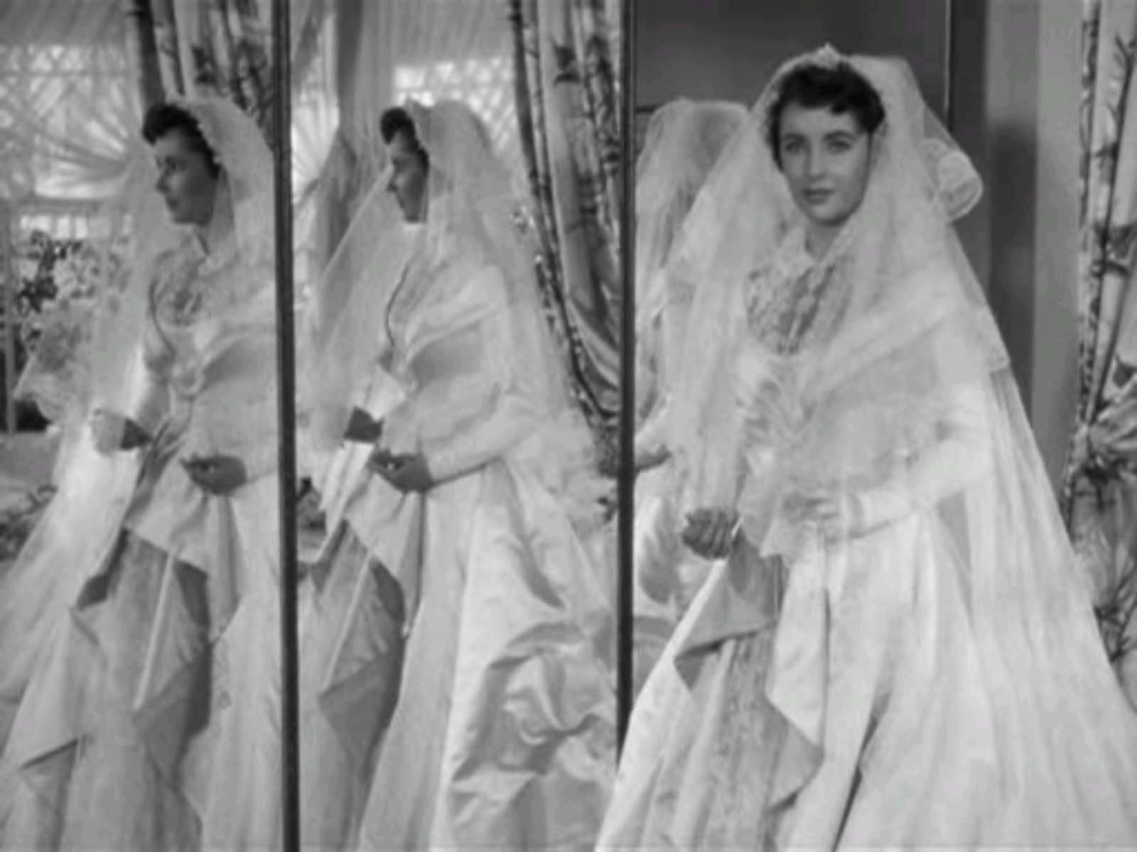Old movie critic father of the bride for Elizabeth taylor s wedding dresses