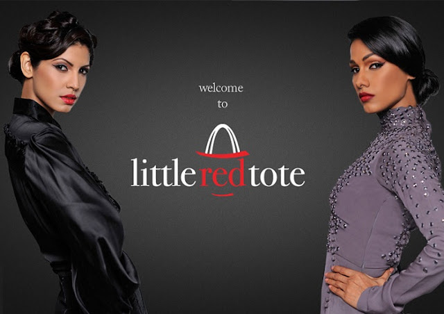 little red tote
