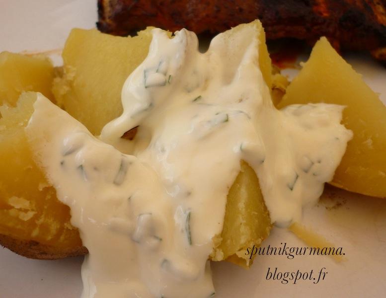 Рецепт соуса к картошке фри