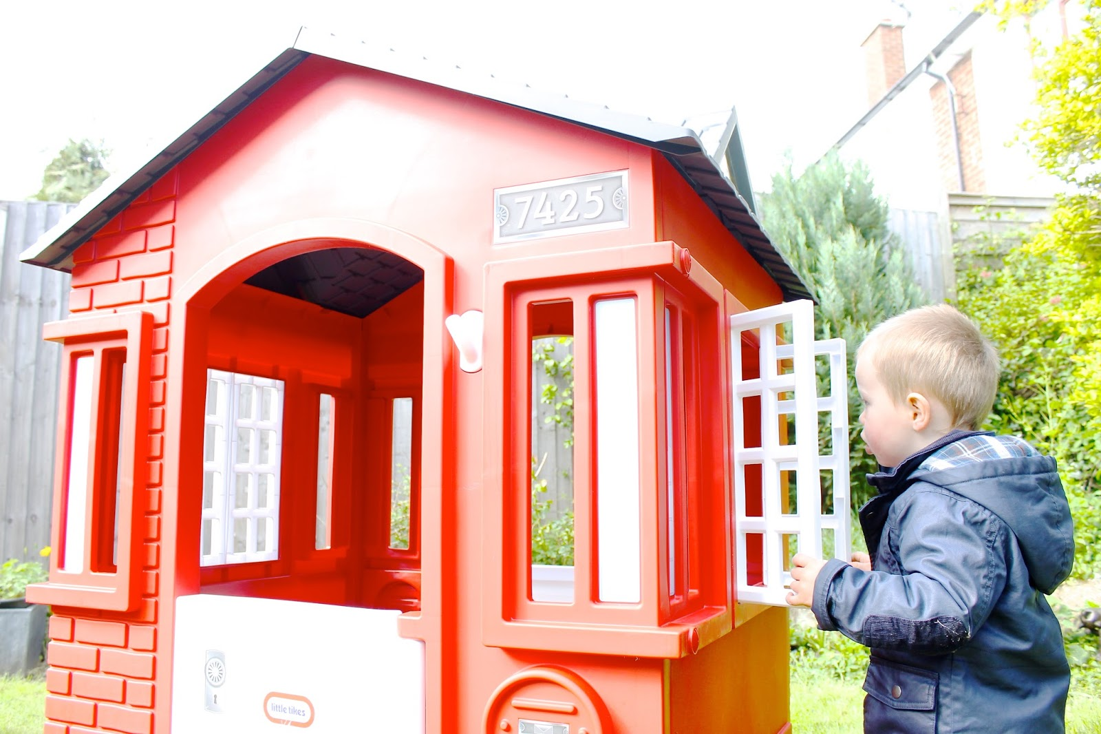 Little Tikes Playhouse, Little Tikes Cape Cottage Red