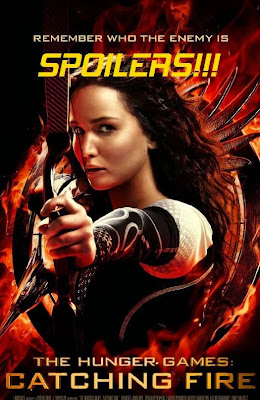 The Hunger Games Catching Fire Movie Review with Spoilers