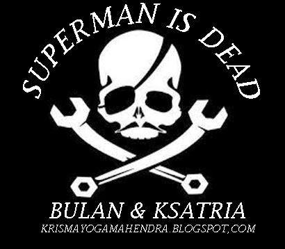Lirik Lagu Superman Is Dead - Bulan Dan Ksatria