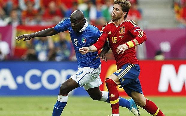 Ramos vs Balotelli