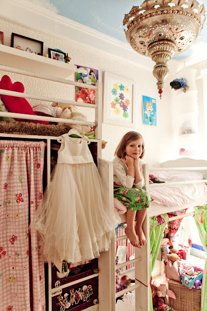 Children's nooks, Dreamy spaces