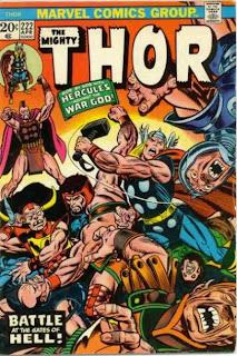 Thor Marvel Comics