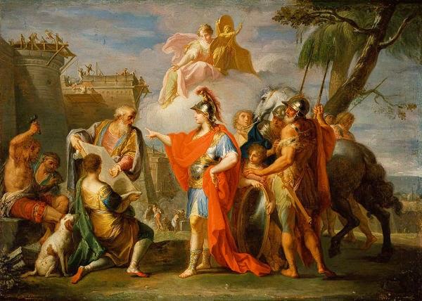 Perjalanan Alexander Agung