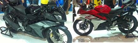 Warna Yamaha R15