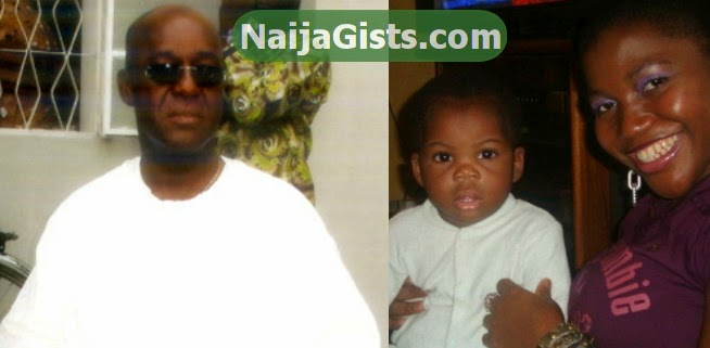 jide george taiwo baby father