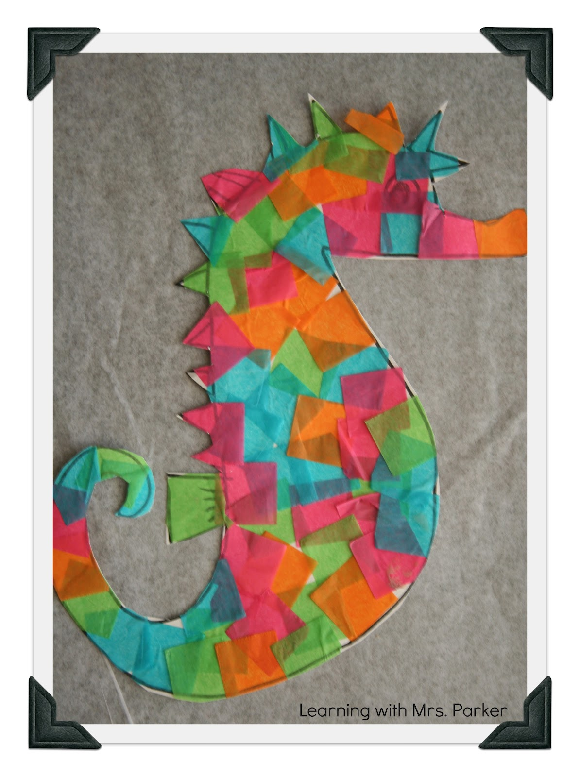 Eric Carle Craft Kit With Tissue