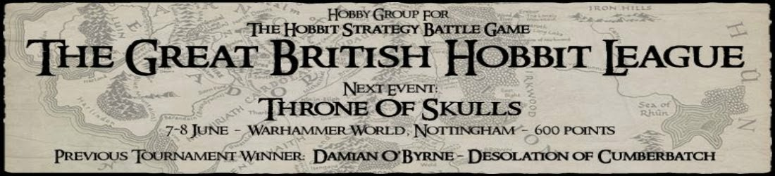 Great British Hobbit League Upcoming event