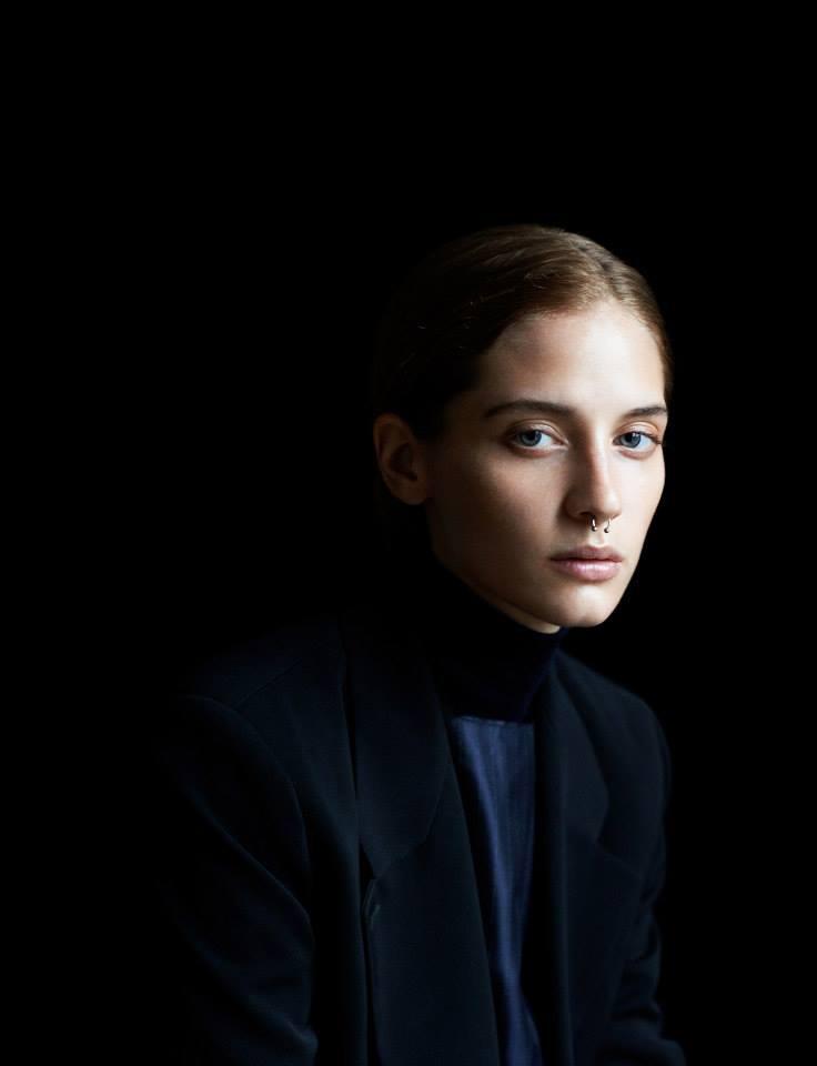 Melina Gesto | Viva London | photographed by David Bornscheuer
