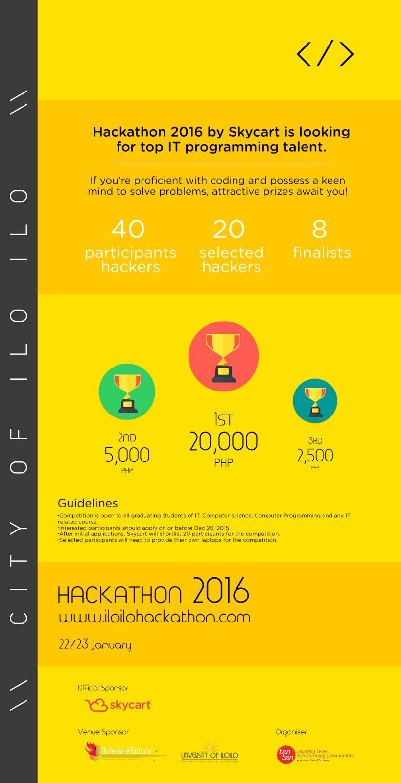 Hackathon 2016 - Iloilo
